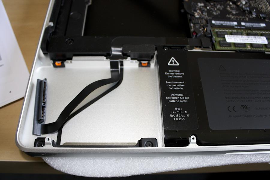 MacBook Pro mit SSD aufrüsten