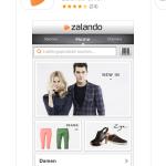 Zalando App im App Store