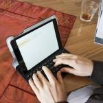 Schreiben am Tisch