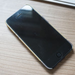 Das iPhone passt perfekt