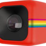 Polaroid CUBE – rot angewinkelt © Polaroid